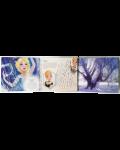Замръзналото кралство: Книга с 8 шаблона за рисуване - 3t