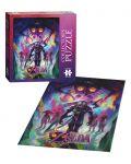 Колекционерски пъзел USAopoly, The Legend of Zelda – Majora's mask incarnation, 550 части - 3t