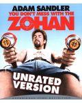 Зохан: Стилист от запаса - Нецензурирано издание (Blu-Ray) - 1t