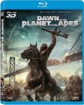 Зората на Планетата на маймуните 3D (Blu-Ray) - 3t