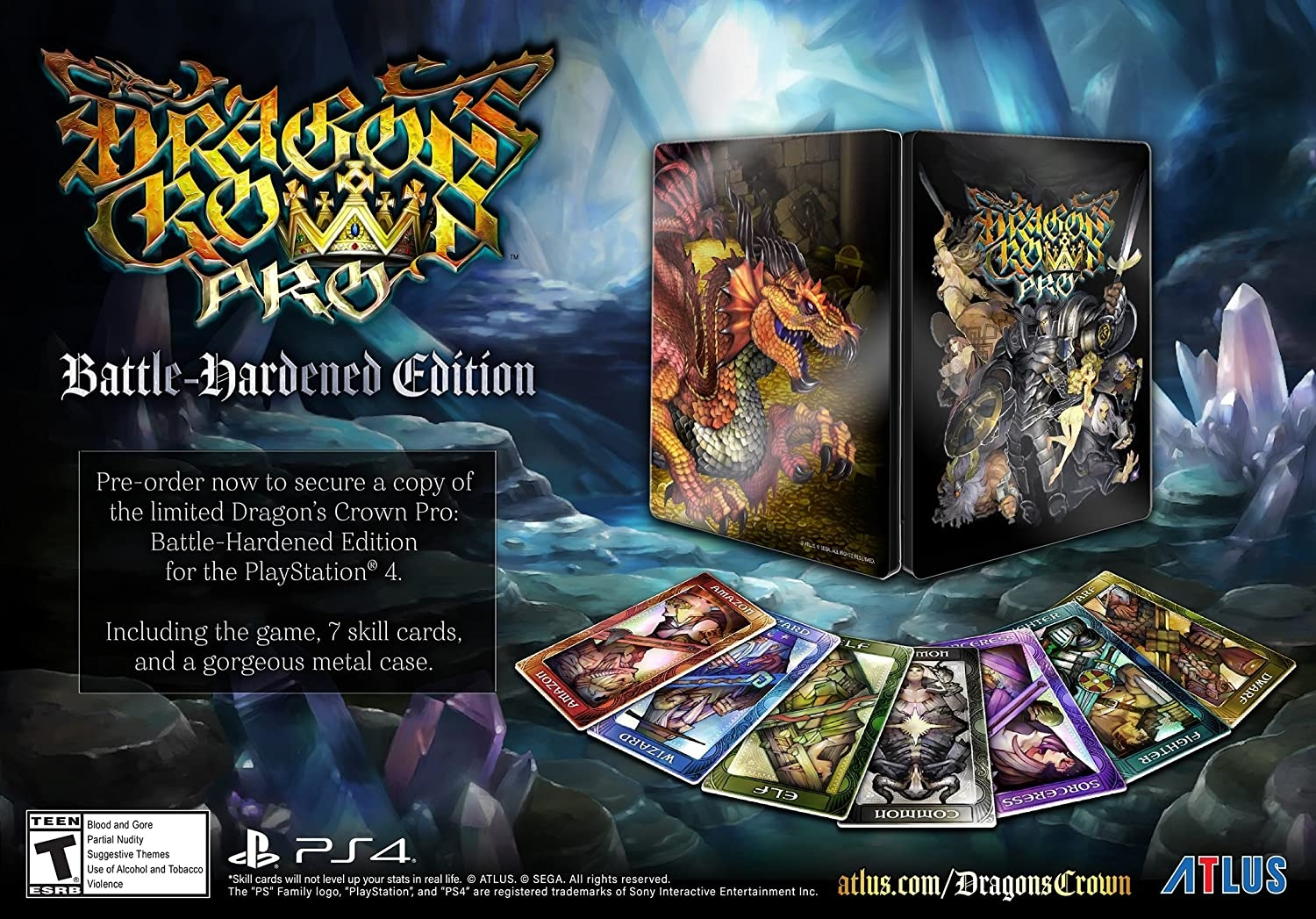 Dragon's Crown Prо - Battle Hardened Edition (PS4)