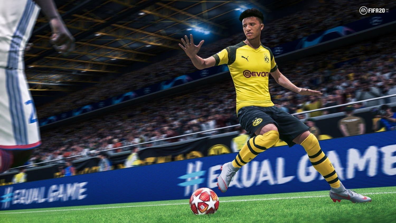 Игра FIFA 20 - Champions Edition (PS4)