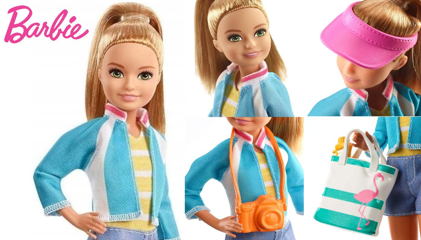 Кукла Mattel Barbie - Стейси на път