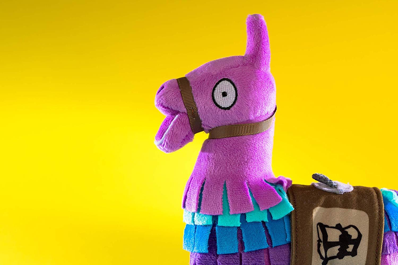 Плюшена играчка Jazwares Fortnite - Loot Llama