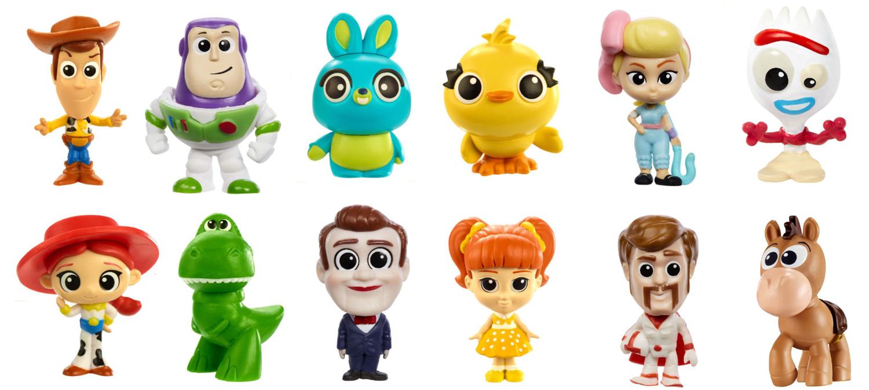 Мини фигурка-изненада Toy Story 4