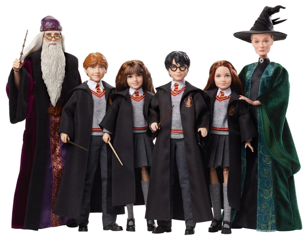 Колекционерска кукла Barbie Harry Potter - Рон Уизли
