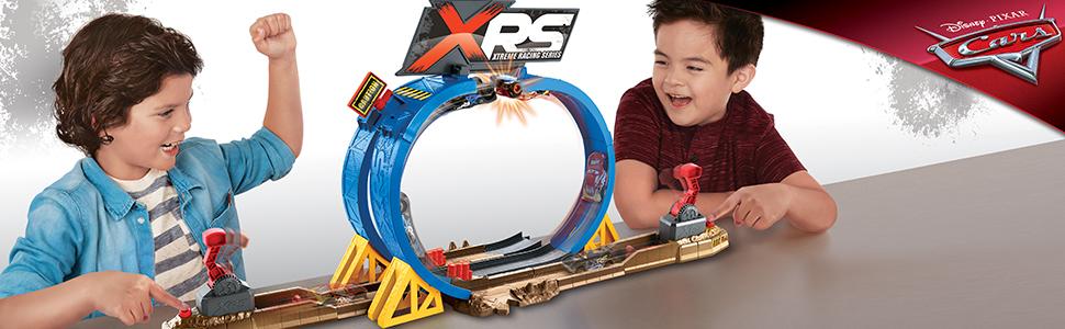 Игрален комплект Hot Wheels Cars Предизвикателството