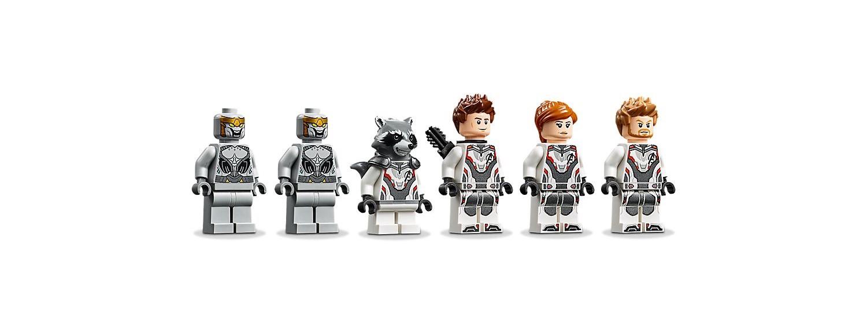 Конструктор Lego Super Heroes - Отмъстителите: Куинджет (76126)