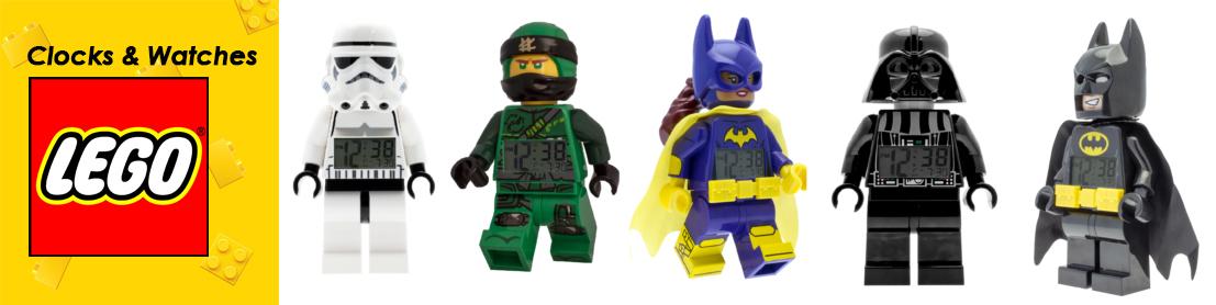 часовник Lego