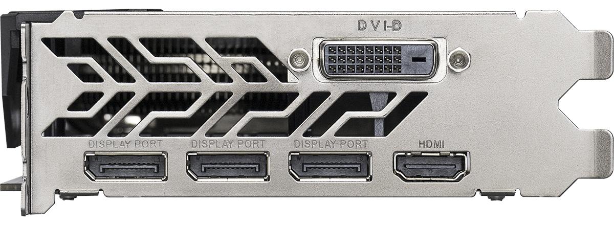 Radeon RX 580 Phantom Gaming D OC_ports