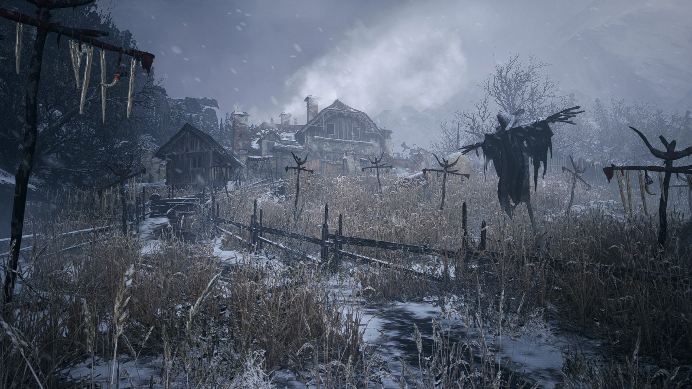 Resident Evil Village (PS4)