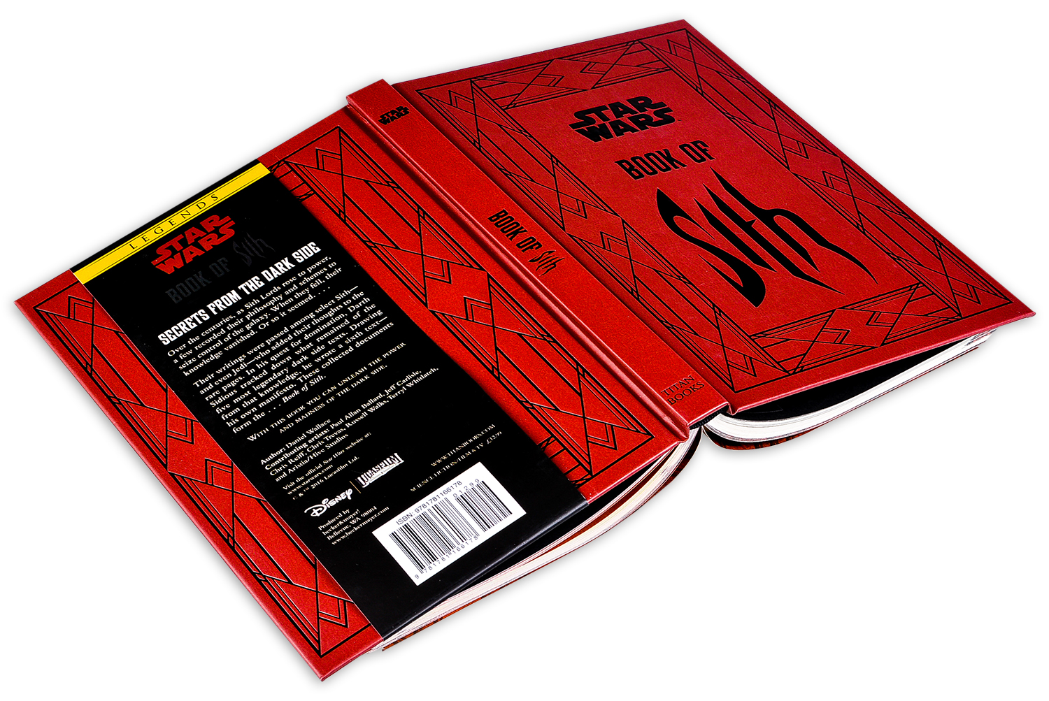 Star Wars. Book of Sith: Secrets from the Dark Side