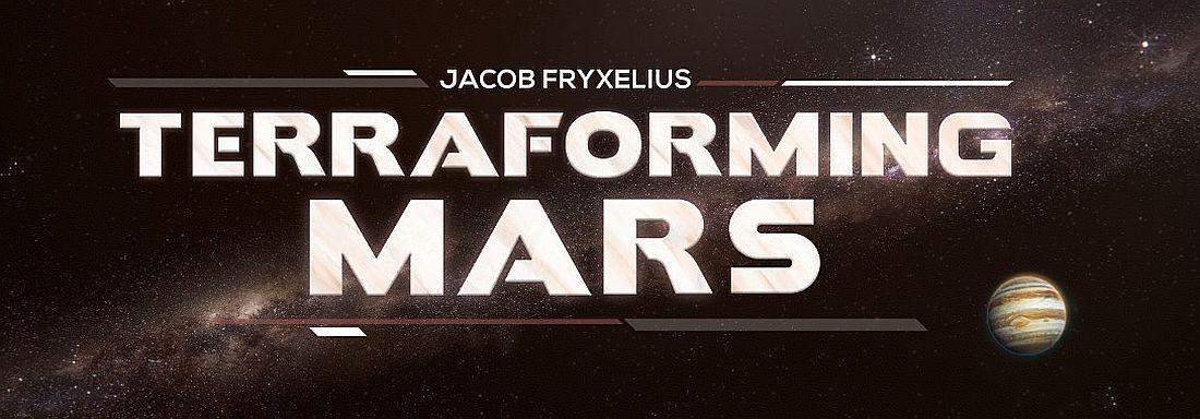 Настолна игра стратегия Тераформирай Марс