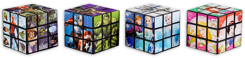 Детска играчка - Кубчето на Рубик, асортимент