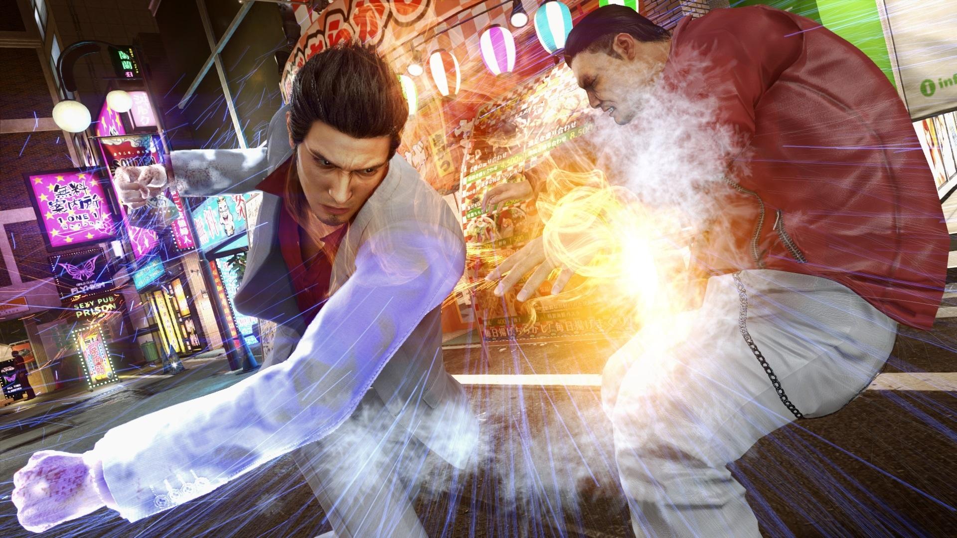 Yakuza Kiwami 2 Launch Edition (PS4)