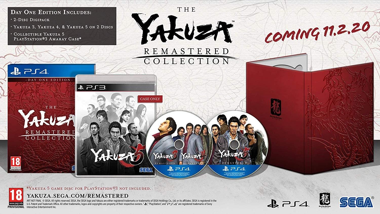 Yakiza Collection