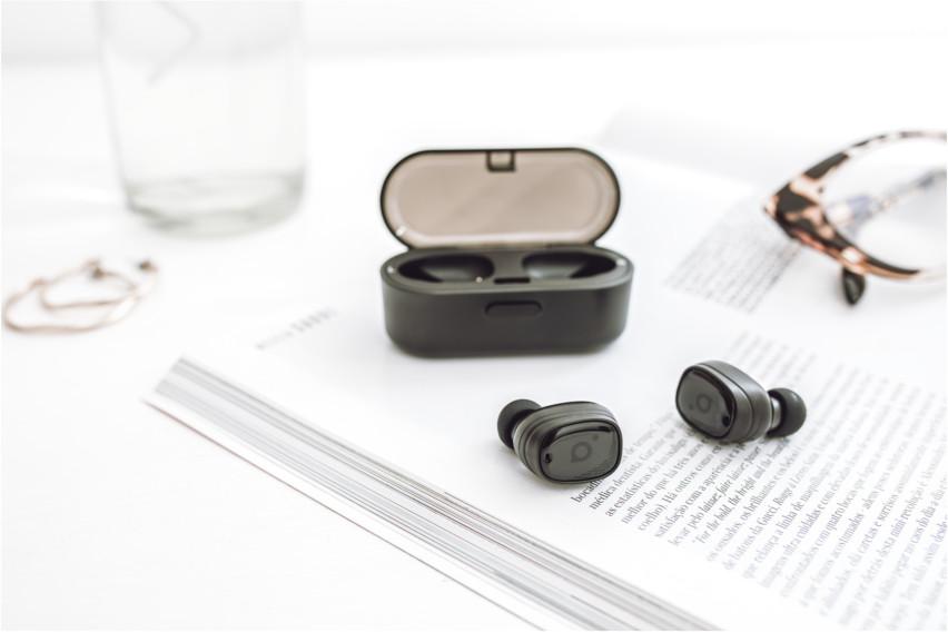 Безжични слушалки с микрофон ACME BH410