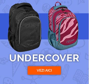 Ghiozdane Undercover