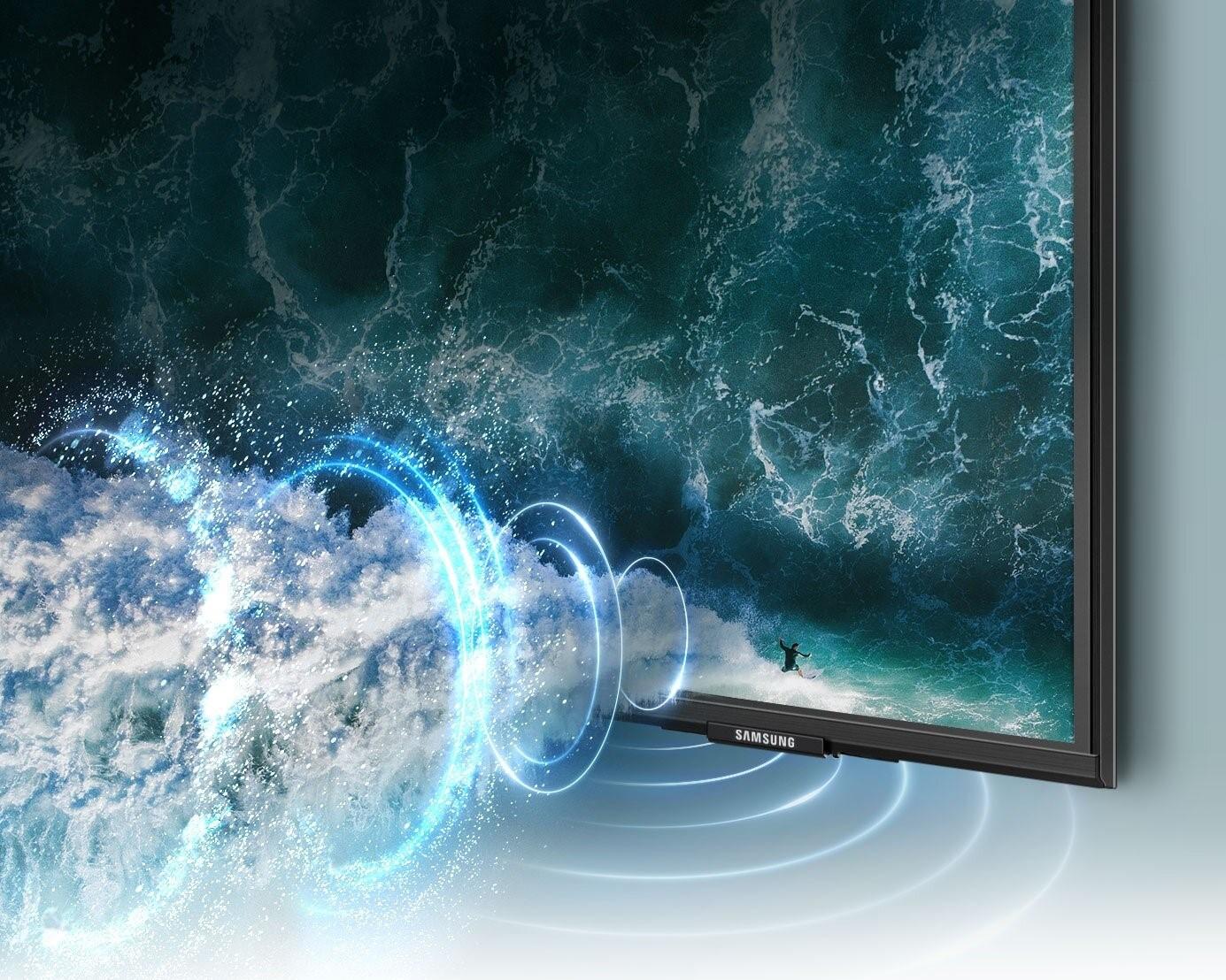 Телевизор Samsung UE55AU9002KXXH