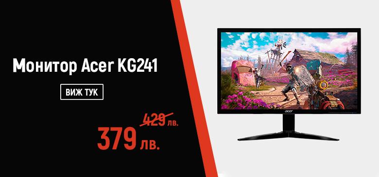 Acer KG241 с -12%