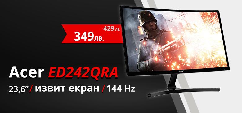 Acer ED242QRA с -19%