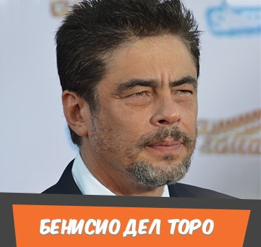 Бенисио Дел Торо