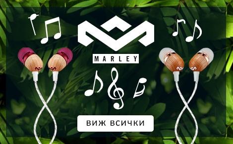 Слушалки House of Marley