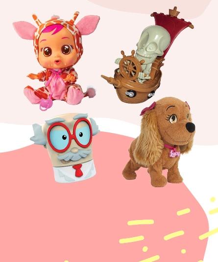 Рекламирани играчки
