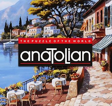 Пъзели Anatolian