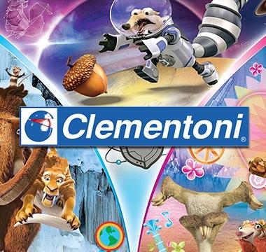 Пъзели Clementoni