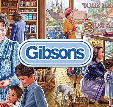 Пъзели Gibsons