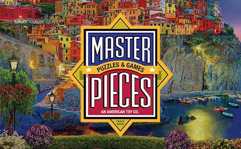 Пъзели Master Pieces
