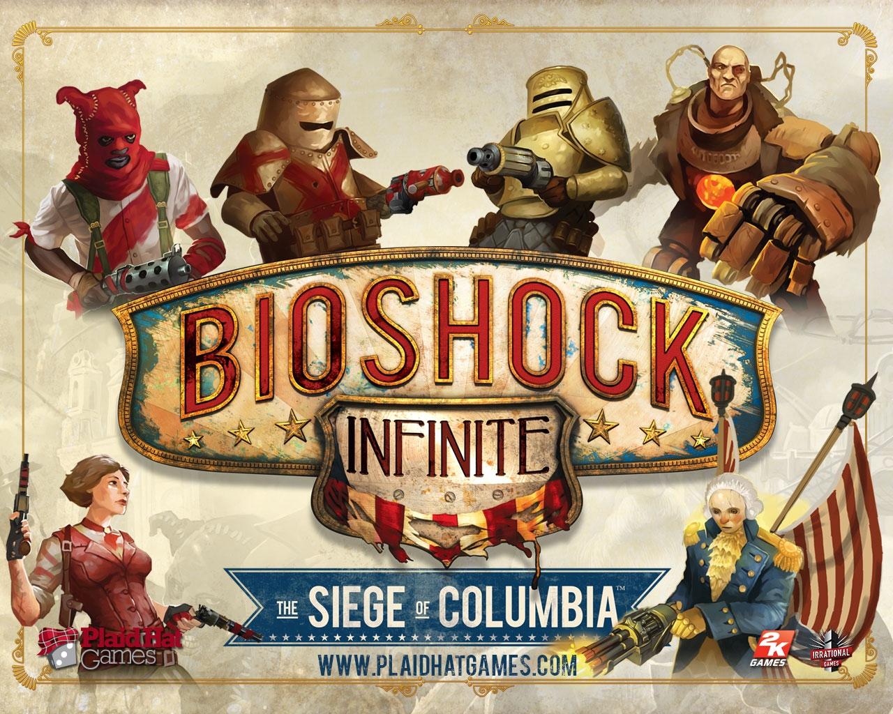 BioShock Infinite- The Siege of Columbia