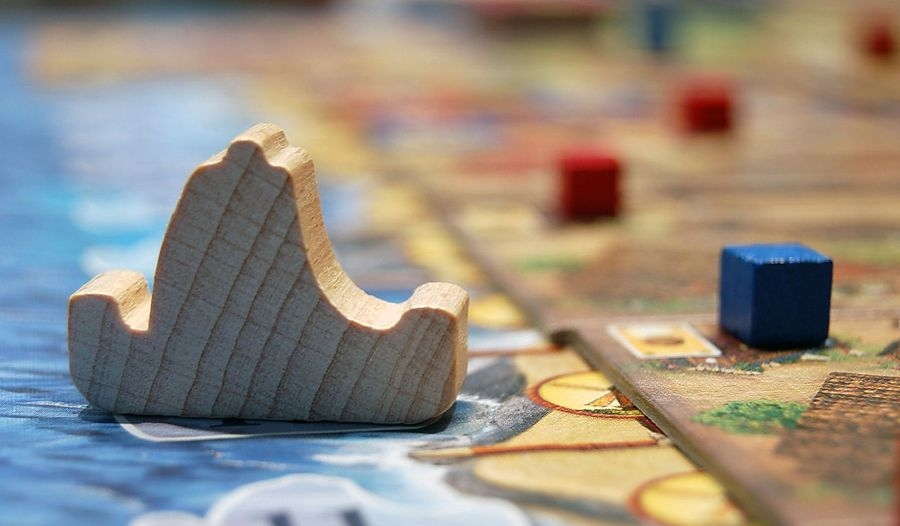 Catan Adventures - Elasund -The First City