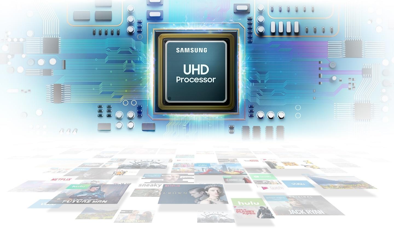 Samsung 43RU7402